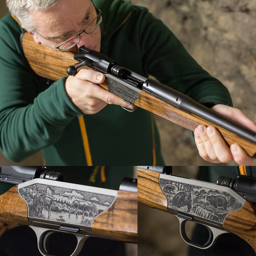 Blaser R8 New Luxus